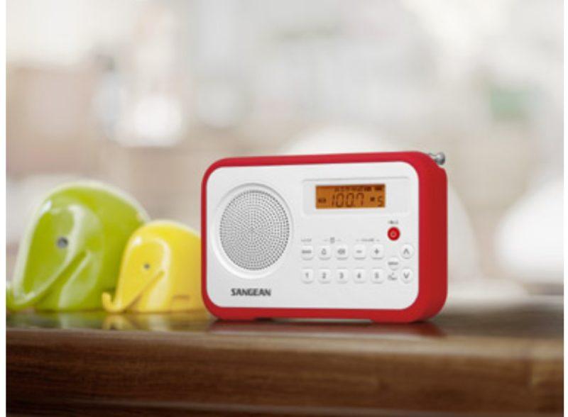 Sangean PR - D18 AM FM Portable Radio